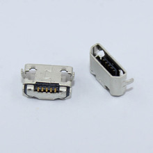 YuXi 50 pcs USB Charging Port Connector For Blackberry Curve 9360 9350 9370 Charger Dock Port Free Shipping(China)