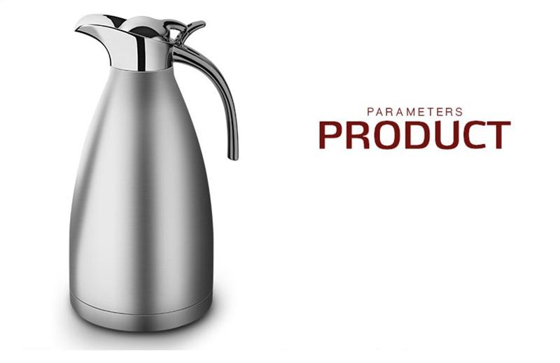 Vacuum Flasks Insulation14