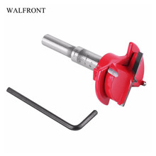 WALFRONT Wood Hole Saw Boring Drill Bits Cemented Carbide Forstner Metal Drilling Hinge Reamer Woodworking Knife Power Tools(China)