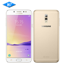 New Original Samsung Galaxy Galaxy C8 SM-C7100 4G RAM 64G ROM 16MP Front Camera Dual Sim Octa Core Android 7.1 Lte Smart Phone(China)
