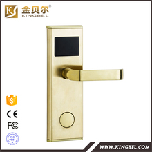 Wholesale low price waterproof hotel access control system temic card door lock