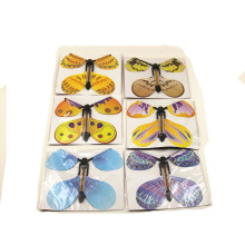 100pcs magic butterfly flying butterfly from empty hands freedom butterfly magic tricks Mentalism magie kids children toy 82088
