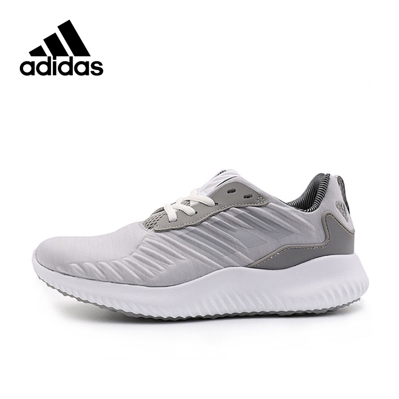 Original New Arrival Official Adidas Alphabounce Rc Women's Running Shoes  Sports Sneakers(China)