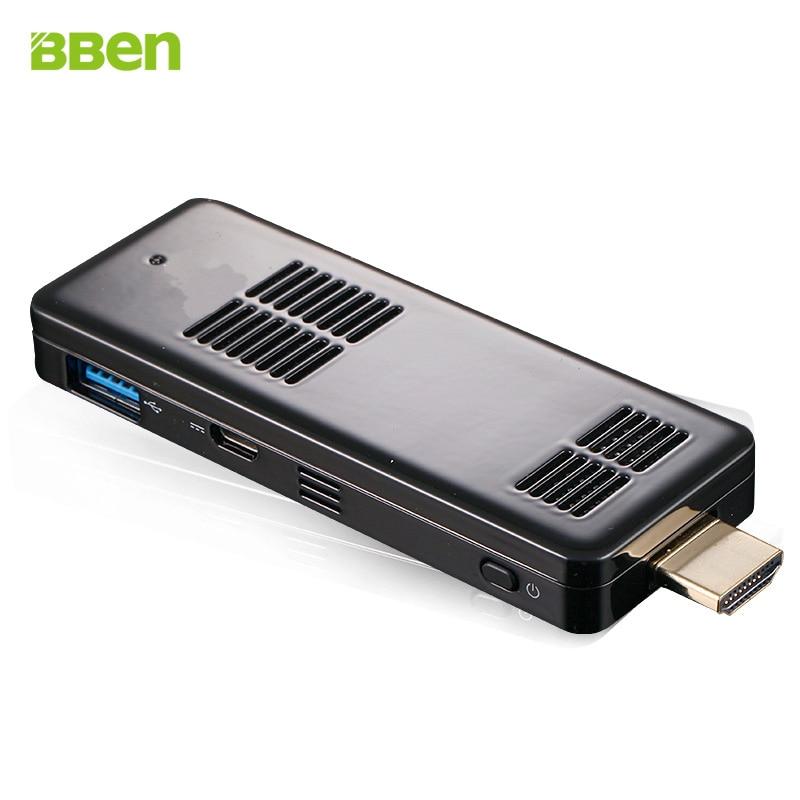 Bben Mini PC Stick Windows10 mini pc 2GB RAM 32gb rom With Intel z8300 USB3.0 port  Wifi Bluetooth TV BOX smart Computer Stick<br><br>Aliexpress