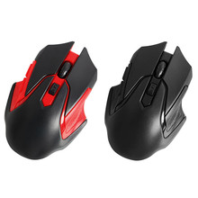 Optical 2.4GHz 3200DPI Wireless Gaming Mouse Light USB Gamer Mice For Computer PC Laptop