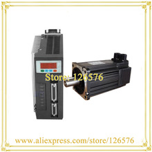 AC220V AC Servo system 80ST-M02430 Brushless AC Servo Motor 2.4N.M 750W 3000rpm Servo motor and Driver with 3m Cable