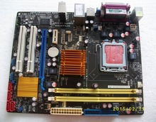 ASUS P5QPL-AMoriginal used motherboard DDR2 LGA 775 Integrated graphics Intel G41 Free shipping(China)