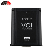 High Quality for GM Tech2 VCI Module Work with for GM Tech 2 Pro Kit Auto Scanner Tech II Car Diagnostic tool Free shipping
