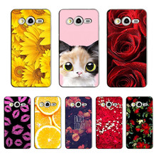 for Samsung J1 Mini Case Luxury Cartoon Painting PC Case Cover for Samsung Galaxy J1 Nxt Duos J105 J105H J105 sm-j105h Cases