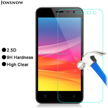 JONSNOW For Micromax Canvas Pace 4G Q415 Tempered Glass Film Screen Protector 4.5 inch HD 9H Explosion-proof film(China)