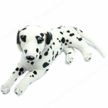 2017 Lovely New  Super Soft Stuffed Toys Dalmatians Simulation  Dog Gift  APR25_17