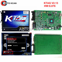 BEST KTAG K-TAG ECU Programming Tool Master KTAG K TAG V2.13 ECU Chip Turning no token limited FW V6.070