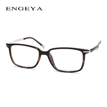 2016 ENGEYA TR90 Clear Lens Fashion Glasses Frame Optical Eyewear High Quality Eye Glasses Frames For Men Women Unique Hinge