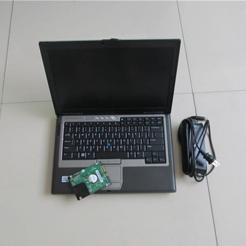 mb star c3 software hdd with d630 laptop