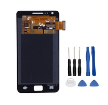 Coreprime Repair Parts For Samsung Galaxy S2 i9100 LCD Display + Touch Screen Assembly+Tools(China)