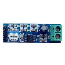 1PCS LM386 Module 20 Times Gain Audio Amplifier Module Adjustable Resistance for Arduino