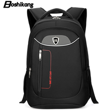 "Boshikang Men Backpack Business Oxford 15.6"" Men Laptop Bag Large Capacity New Travel Backpack College Student School Bags(China)"