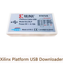 Xilinx Platform Cable USB Download Cable Jtag Programmer for FPGA/CPLD support XP/WIN7/WIN8/Linux XC2C256 Chip(China)