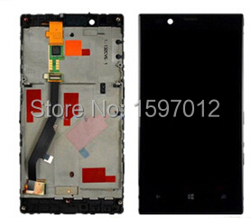 Replacement Glass LCD Display Touch Screen Digitizer Frame Assembly Replacement For Nokia Lumia 720 free shipping<br><br>Aliexpress