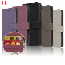 LL Case For Xiaomi Redmi Pro Cases Luxury Wallet Flip Cover For Hong Mi Pro Phone Bags Cases for Xiaomi Redmi Pro 5.5 Inch Capa(China)