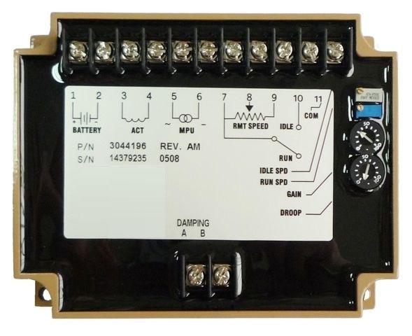 3044196 Generator Genset Speed Control Board<br><br>Aliexpress