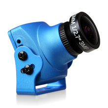 New Arrival Foxeer Monster V2 1200TVL 1/3 CMOS 16:9 PAL/NTSC FPV Camera w/ OSD and Audio