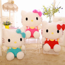Hello Kitty Plush Stuffed Doll Toys 7'' Kawaii kids Girl Birthday Gifts 20CM