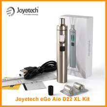 100% Original Joyetech eGo AIO D22 XL Kit Anti-leaking 2300mah Battery 4ml Eliquid Tank Electronic Cig Vape - Vapiyo Store store