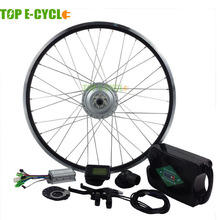 Top e-cycle 250W electric bicycle kit with battery