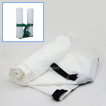 1pc Dust collector Bag carpenter dust collection woodworking Pocket filter Cloth bags(China)