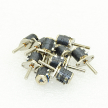 10pcs 6mm 4 Wire 2 Phase D6xH11mm stepper motor micro stepper motor