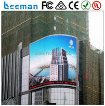 p6 outdoor smd led module display ip65 p10 rgb led 5050/3528 led outdoor advertising display sign board with competitive price