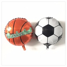 Football Basketball Balloon Foil Balloons Birthday Party Decoration baloes de festa