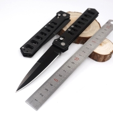 Steel Ball knife Survival Folding Knife Aluminum Handle Tactical Pocket Outdoor Multi Tool Utility Camping Hunting Rescue Knife