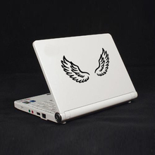 Wings Switch Sticker DIY Home Decor for Switch Tablet PC Laptop Car Home Decal Art PVC For Children Bedroom(China)