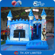 commercial inflatable bounce house, inflatable bouncer, inflatable bouncy castle for kids
