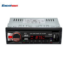8278 Car Audio 1 Din Bluetooth LED Display 7377IC FM/SD/MMC/USB/AUX Input Auto Radio Auto Stereo Media Receiver MP3 Player