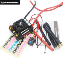 Hobbywing EZRUN Max8 V3 150A Waterproof Brushless ESC T Plug For RC 1/8 Traxxas E-REVO Traxxas Summit HPI Savage Thunder Tiger