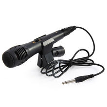 High quality Wired Mic Handheld Professional Dynamic Microphone 1.5m