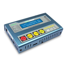 EV-PEAK AP606 50W 6A 1-6S LiPo/LiFe/LiIon 1-15S NiCd/NiMH Battery Balance Charger discharger