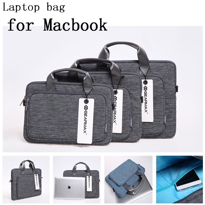 New laptop Sleeve bags for Apple Macbook 11.6 13.3 15.4 inch laptop Sleeve For Mac book bag,SKU 0138L<br><br>Aliexpress