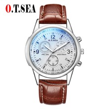 Buy Top Luxury Brand Fashion Bracelet Military Quartz Watch Men Sports Wrist Watch Wristwatches Clock Hour Male Relogio Masculino for $2.19 in AliExpress store