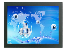10.1 inch open frame touch monitor with 4-wire resistive touch panel(China)