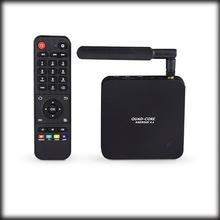 by dhl or ems 30pcs Q8 Android TV box RK3288 Cortex-A17 Quad Core 1.8Ghz ,2G/8G HDMI Media Player with Antenna 2.4G+5G Dual band