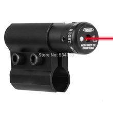 1Set Tactical red dot Laser Sight and Scope for Gun Rifle Weaver Mount Rail for Pistol and Rifle L0811 T16 0.5(China)