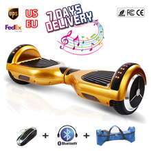 Fast Shipping Balancing Electric Scooter Bluetooth LED Light Two Wheels Smart Balance Wheel Pink Hover Hoover Board Oxboard - Greenar Store store