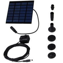 WSFS Hot SOLAR WATER PUMP FOR FOUNTAIN GARDEN POND