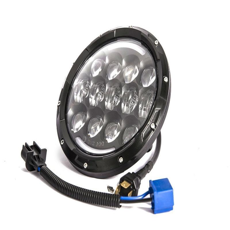 7inch osram led headlight4800