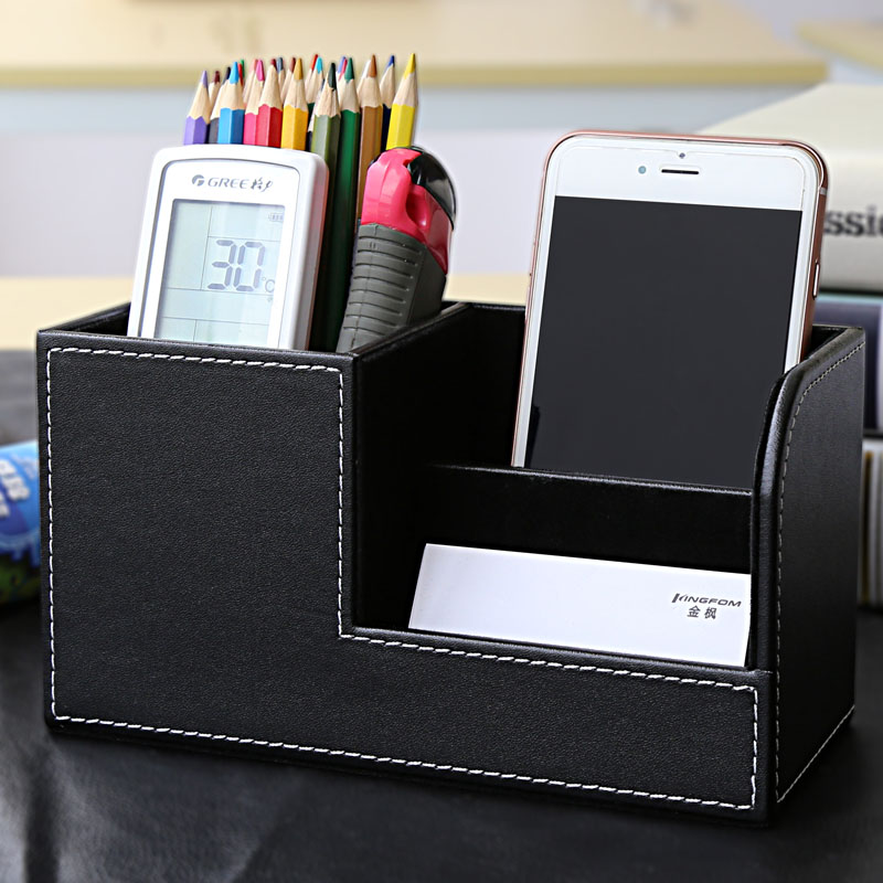 High Quality 6 Colors Office Organizer Cosmetic Pencil Pen Holders Stationery Container Office Supplies 1664<br><br>Aliexpress