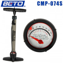 bicycle pump Floor Pump Cycling Beto CMP-074S 22inch ,Bicycle Tire Pumps